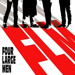FOUR LARGE MEN (US) / F.L.M. + 6