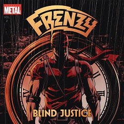 FRENZY (Spain) / Blind Justice