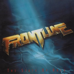 FRONTLINE (Germany) / The State Of Rock + 2 (2018 reissue)