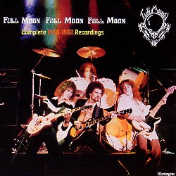 FULL MOON (US) / Complete 1980-1982 Recordings