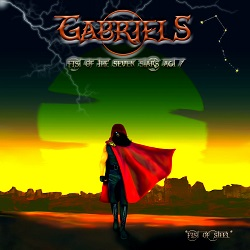 GABRIELS (Italy) / Fist Of The Seven Stars - Act 1: Fist Of Steel