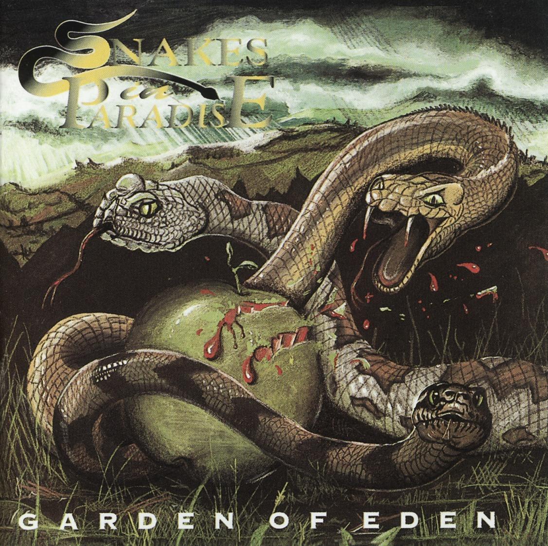 SNAKES IN PARADISE (Sweden) / Garden Of Eden + 5