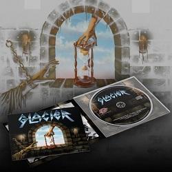 GLACIER (US) / Glacier + 1 (20121 reissue edition in digipak)