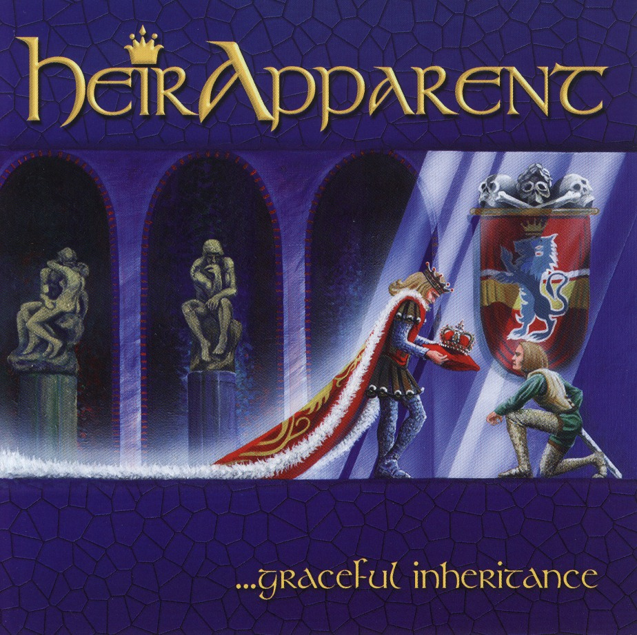 HEIR APPARENT (US) / Graceful Inheritance (CD+DVD)
