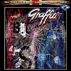 GRAFFITI (UK) / Rock The World !