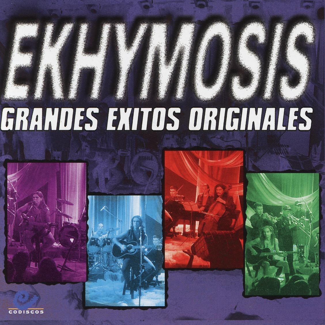 EKHYMOSIS (Colombia) / Grandes Exitos Originales