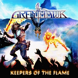 GREYHAWK (US) / Keepers Of The Flame