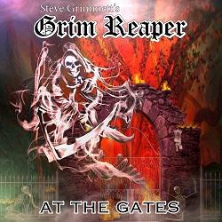 STEVE GRIMMETT'S GRIM REAPER (UK) / At The Gates