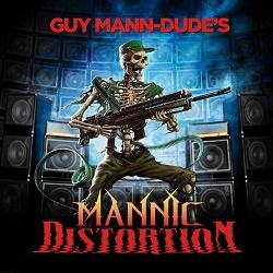 GUY MANN-DUDE (US) / Mannic Distortion + 3