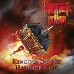 HAMMER KING (Germany) / Kingdom Of The Hammer King