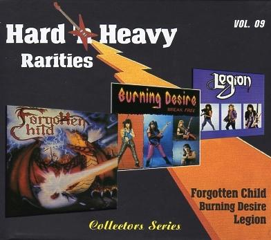 V.A. / Hard 'n Heavy Rarities Vol. 09