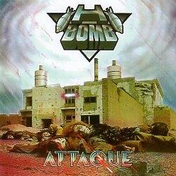 H-BOMB (France) / Attaque + 1 (2019 reissue)