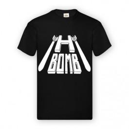 H-BOMB (France) / Logo T-Shirt