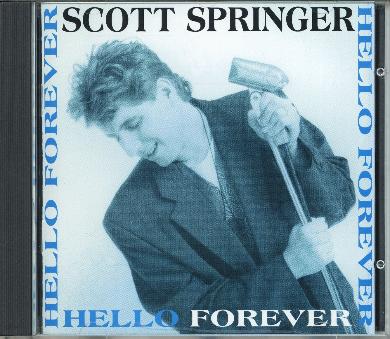 SCOTT SPRINGER/HELLO FOREVER (USED)