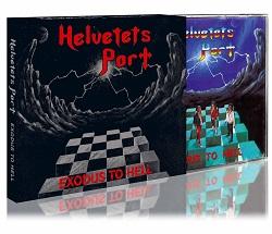 HELVETETS PORT (Sweden) / Exodus To Hell + 7 (2019 reissue)