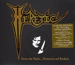 HERETIC (US) / From The Vault... Tortured And Broken (2CD+DVD)