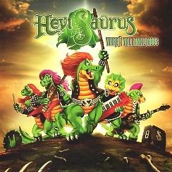 HEVISAURUS (Finland) / Vihrea Vallankumous (CD+DVD)