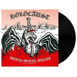"HOLOCAUST (UK) / Heavy Metal Mania - The Singles (12""LP)"