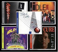 IDLE CURE (US) / 1st ~ 5th (5CD set)