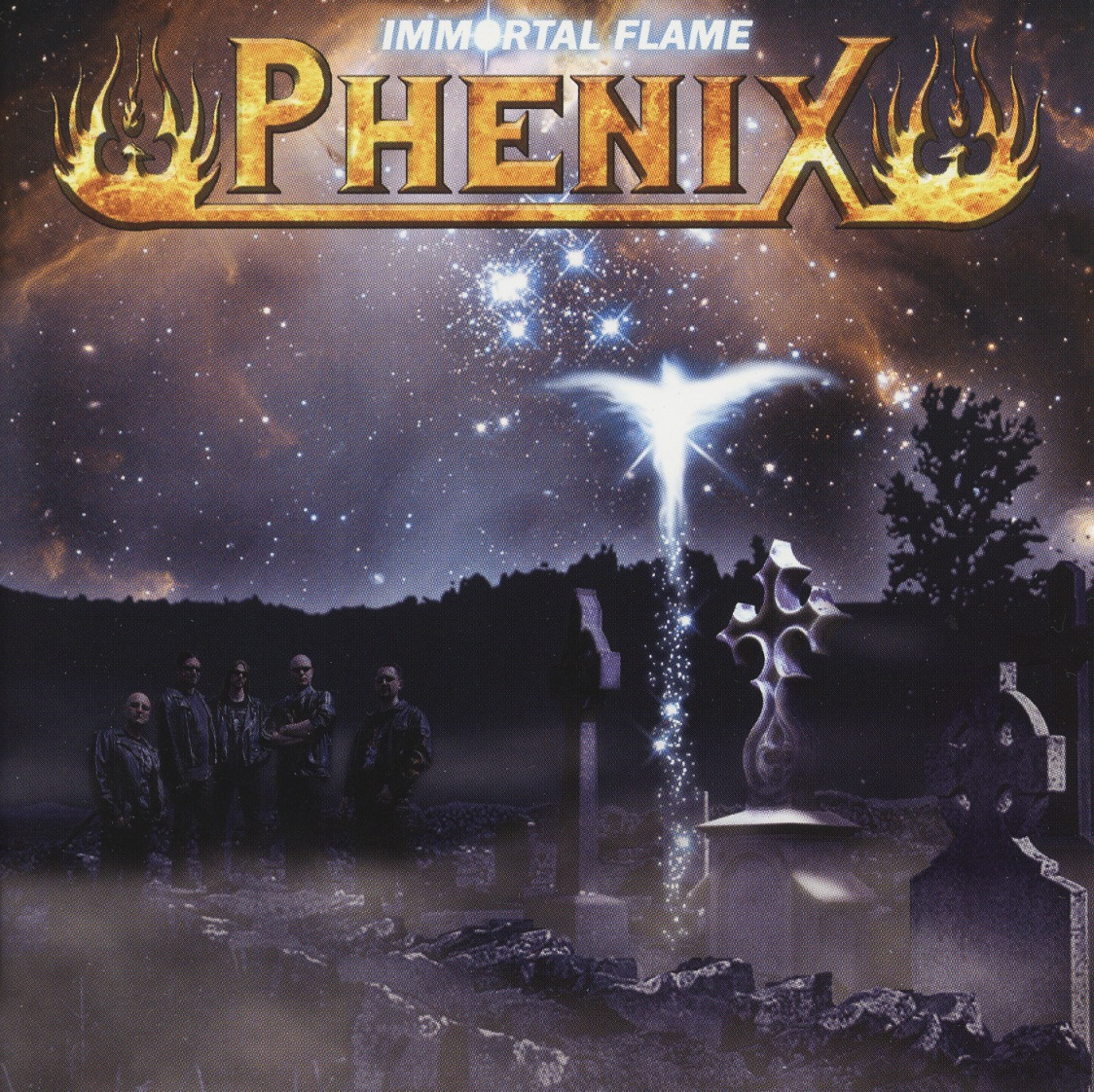 PHENIX (France) / Immortal Flame