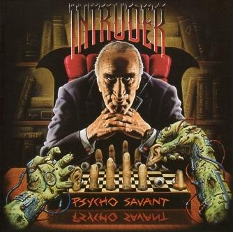INTRUDER (US) / Psycho Savant (Brazil edition)