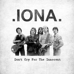 "IONA (UK) / Don't Cry For The Innocent (12""LP)"