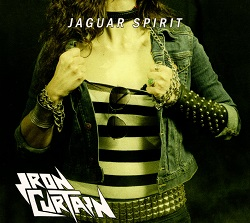 IRON CURTAIN (Spain) / Jaguar Spirit + 3 (2018 reissue)