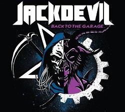 JACKDEVIL (Brazil) / Back To The Garage (with Sticker)