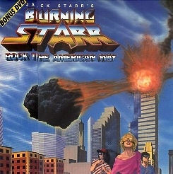 JACK STARR'S BURNING STARR (US) / Rock The American Way (CD+DVD)