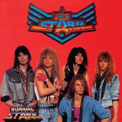 JACK STARR'S BURNING STARR (US) / Jack Starr's Burning Starr (2018 reissue)