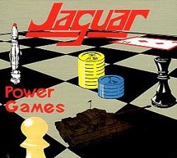 JAGUAR (UK) / Power Games + 3 (2017 reissue)