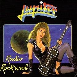 JUPITER (Spain) / Radio Rock'n'Roll + 5