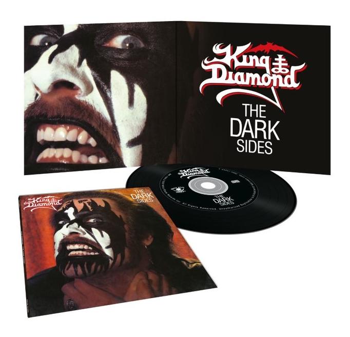 KING DIAMOND (Denmark) / The Dark Sides (2020 reissue)