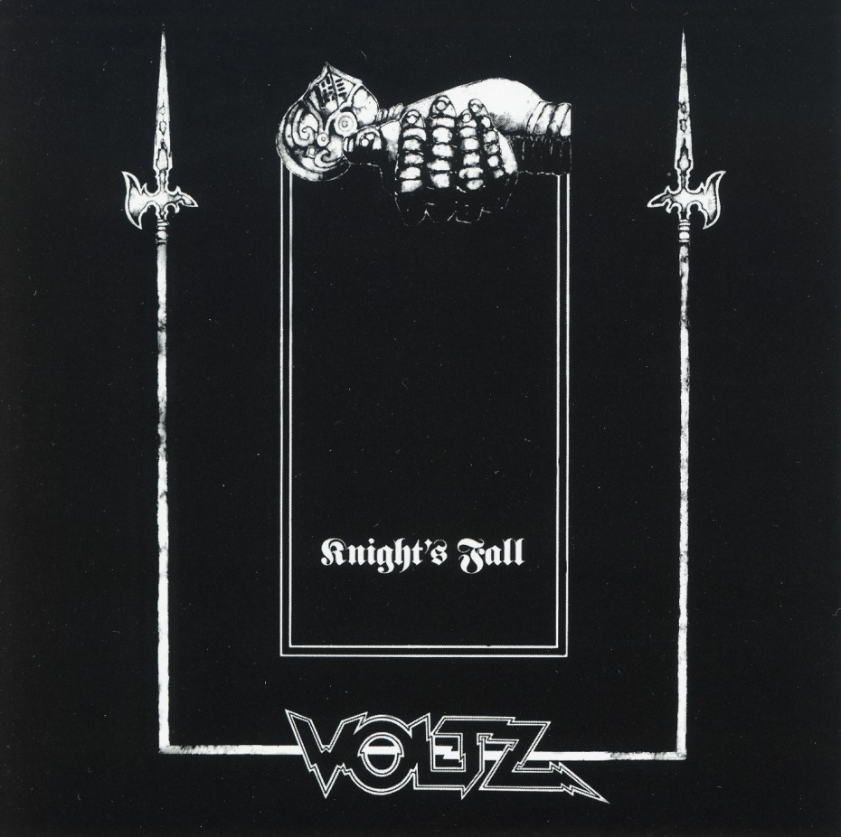 VOLTZ (UK) / Knight's Fall (collector's item)