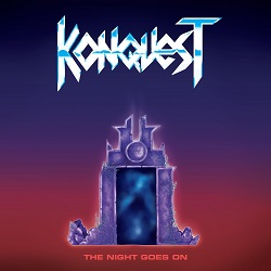 KONQUEST (Italy) / The Night Goes On