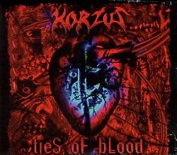 KORZUS (Brazil) / Ties of Blood + 5 (2011 reissue)