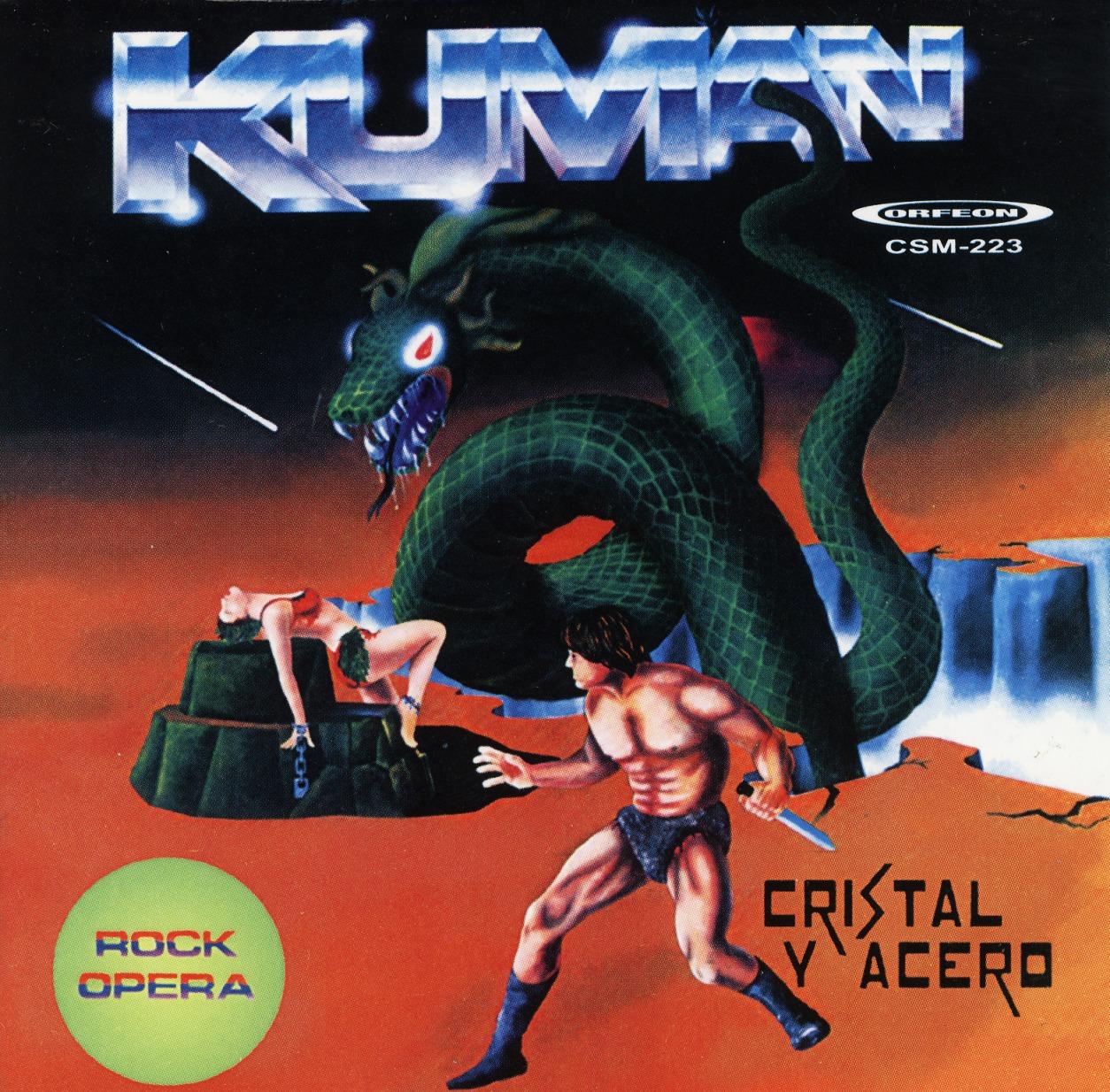 CRISTAL Y ACERO (Mexico) / Kuman