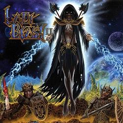 LADY BEAST (US) / II (Jewel case edition)