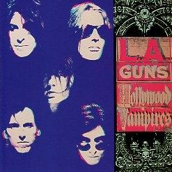 L.A. GUNS (US) / Hollywood Vampires + 5
