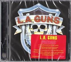 L.A. GUNS(US) / L.A. Guns (2012 reissue) ※ケース割れ商品