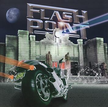FLASHPOINT (UK) / Lazer Love