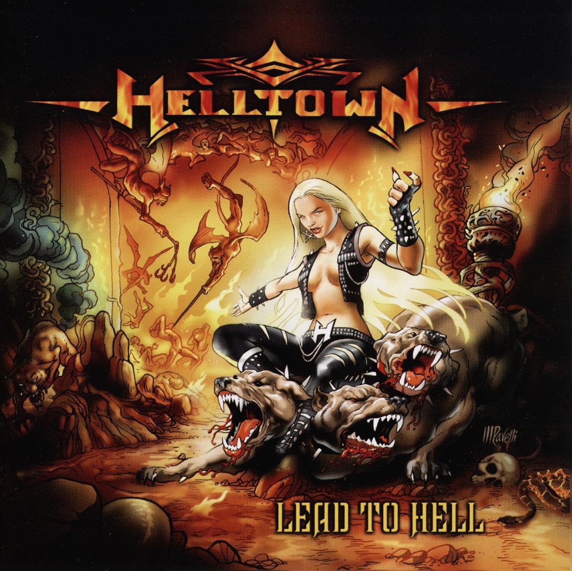 HELLTOWN (Brazil) / Lead To Hell