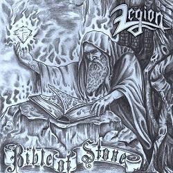 LEGION (US/Georgia) / Bible Of Stone + 11