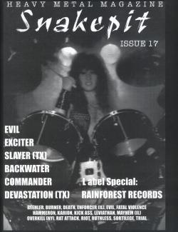 SNAKEPIT / Issue 17