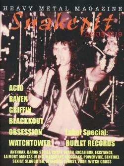 SNAKEPIT / Issue 19