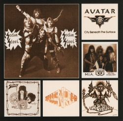 V.A. / Heavy Metal Obscurities The Vinyl Years - U.S.Metal Vol. 1 (collector's item)