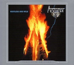 ACCEPT (Germany) / Restless And Wild + 2 (Platinum edition)