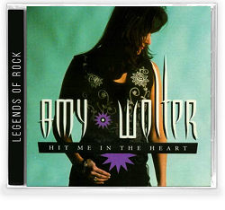 AMY WOLTER (US) / Hit Me In The Heart