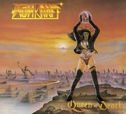 ATOMKRAFT (UK) / Queen Of Death + 1