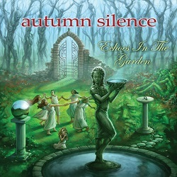 AUTUMN SILENCE (US) / Echoes In The Garden [Divebomb Bootcamp series #31]